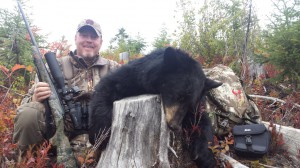Jon Sissney Rifle black bear 2014