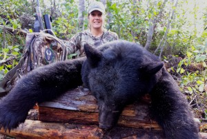 Stacy Sissney Rifle black bear 2014